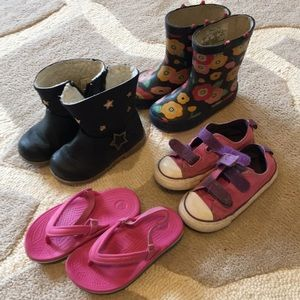 Other - Girls Shoes (6 pairs)